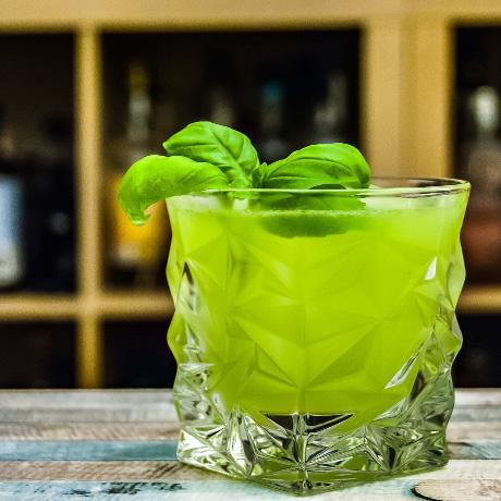 桑の青汁スムージー